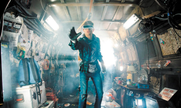 Ready Player One  (** 1/2) PG-13