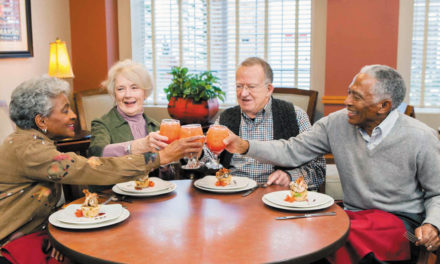 Seniors Morning Out In April: Health & Wellness & Music!