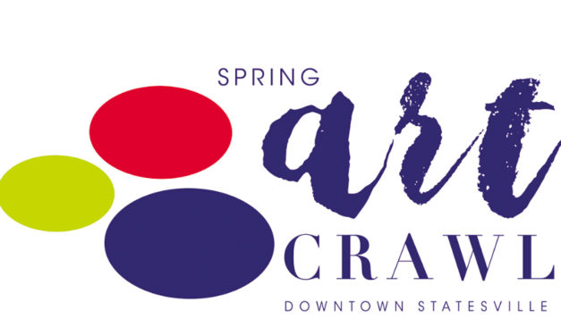 Call For Artists For Statesville's Spring Art Crawl, April 27