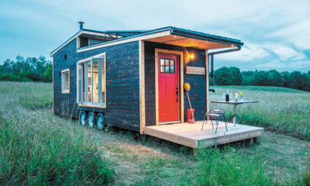 Tiny House Program At Beaver Library On Sat., April 7, 2pm