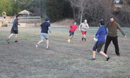 Ultimate Takes The Field At The Hickory YMCA Join The Fun On Sundays At 3pm