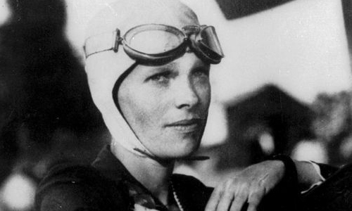 Study Says Bones Found In 1940 Seem To Be Amelia Earhart's