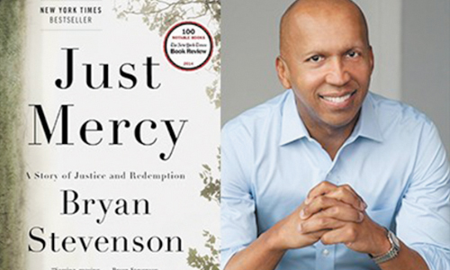 Freed Prisoner Hinton To Speak On March 20 As Part Of Library's Just Mercy Read & Discussion