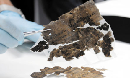 After 70 Years, Dead Sea Scrolls  Are Now On Display In Jerusalem