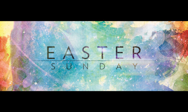 Sunrise Easter Service At The Trail Of Faith, April 1, 6:30am