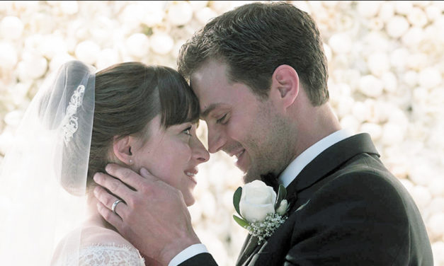 Fifty Shades Freed (**) PG-13