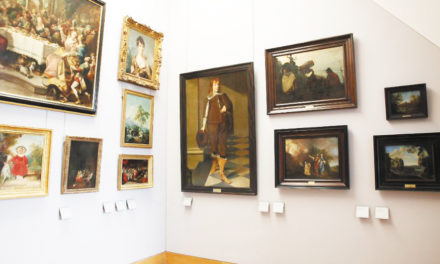 The Louvre Museum Is Displaying Looted Nazi Art, Hoping To Find The Rightful Owners
