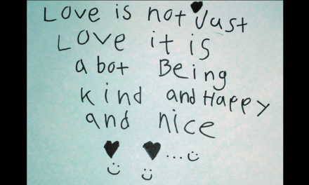 Love Is Not Just Love