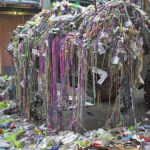 Tons Of Mardi Gras Beads Down The Drains In New Orleans