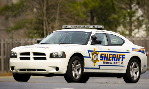 Handcuffed Man Steals Cruiser When Cop Takes Another Call