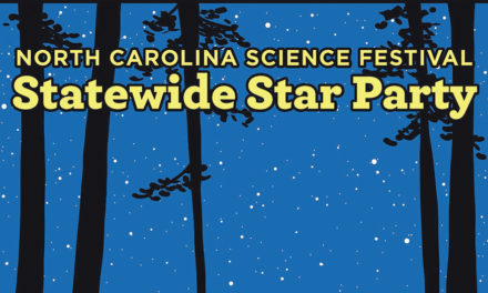 Catawba County Library To Take Part In Statewide Star Party, April 20