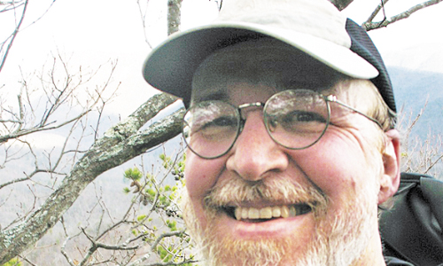 Poetry Hickory On Tuesday,  April 10, Will Feature Bill Griffin