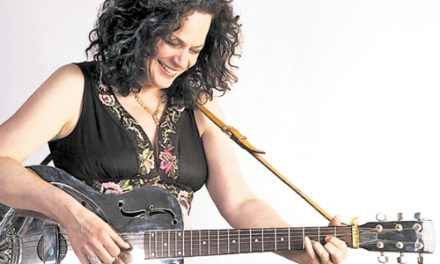 Folksinger Caroline Doctorow At Beaver Library, Tues., April 10