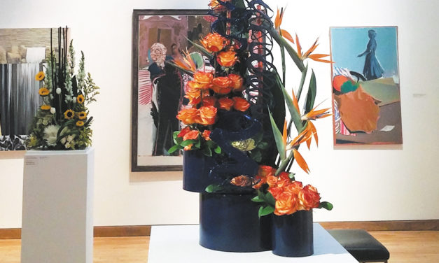 bloomHMA Floral Tableaux Weekend Is  April 26-29 At The Hickory Museum Of Art