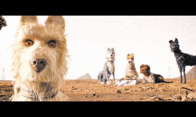 Isle of Dogs (** ½) PG-13