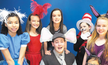 """Seussical, Jr.,"" Is Set To Premiere This Saturday, April 14, At The Old Rock School In Valdese"