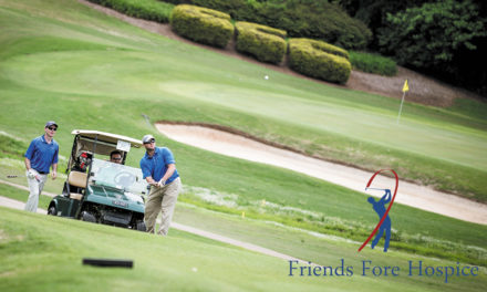 Catawba Hospice Golf Tourney Is May 14; Register By May 1