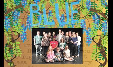 Hickory's History On Stage In The Green Room's Blue, April 6-15