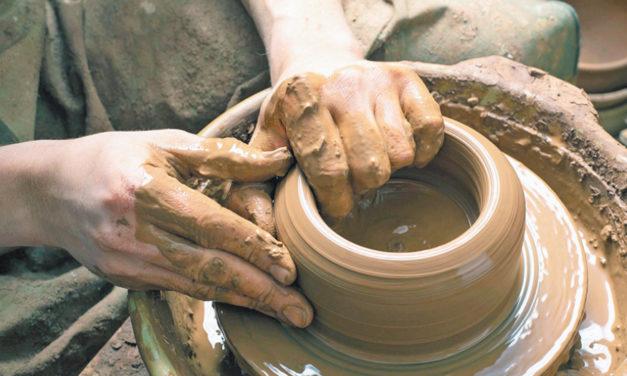 CVCC Announces Summer Continuing Education Pottery Classes
