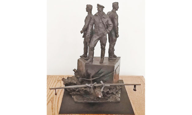 NC Town Says 'Nyet' To World War II Statue, Others, Though, Say 'Da'