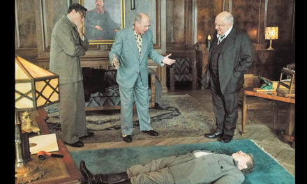 The Death of Stalin (***) R