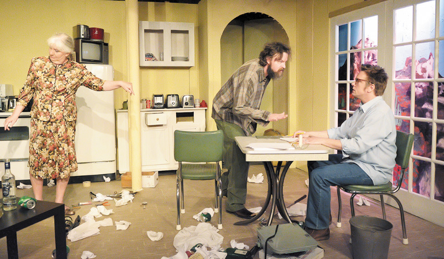 HCT's Dramatic Comedy True West Has Final Four Shows This Week