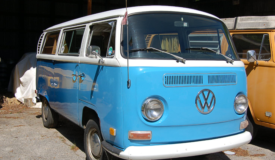 Handwritten Note Lands Man Volkswagen Bus Of His Dreams