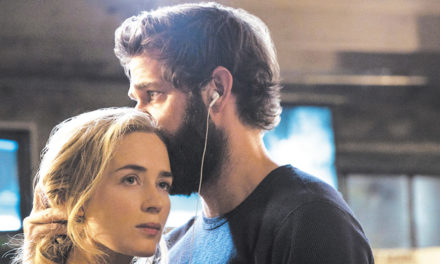 A Quiet Place (***) PG-13