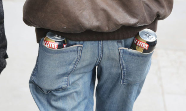 Florida Man Asks About Stealing Beer; Learns It Means Jail
