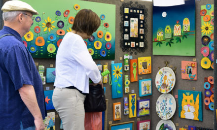 Art On The Green Kicks Off May 26 In Banner Elk