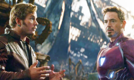 Avengers: Infinity War (***)PG-13