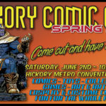 Hickory Comic Con Is June 2 At Hickory Metro Center
