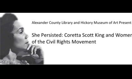 Alexander Library & HMA Exhibit, She Persisted, Honors Coretta Scott King & Women Of Civil Rights