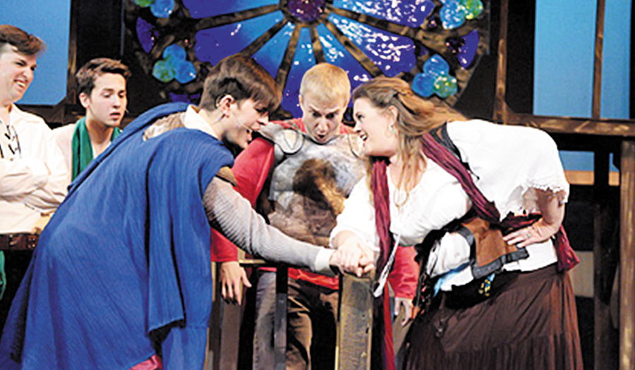 'Hunchback' Continues At Green Room This Friday, May 18