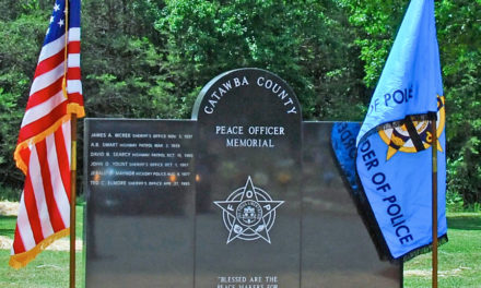 Law Enforcement Memorial  Service Is Friday, May 18