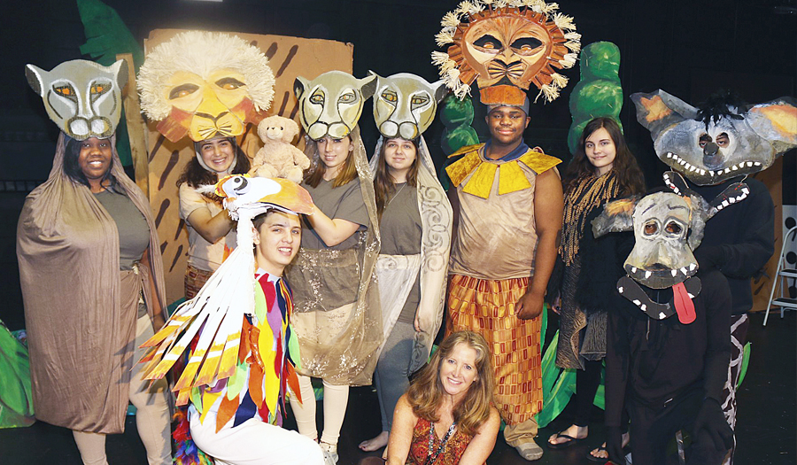 HCAM Students Present The Lion King This Friday & Saturday, May 18 & 19