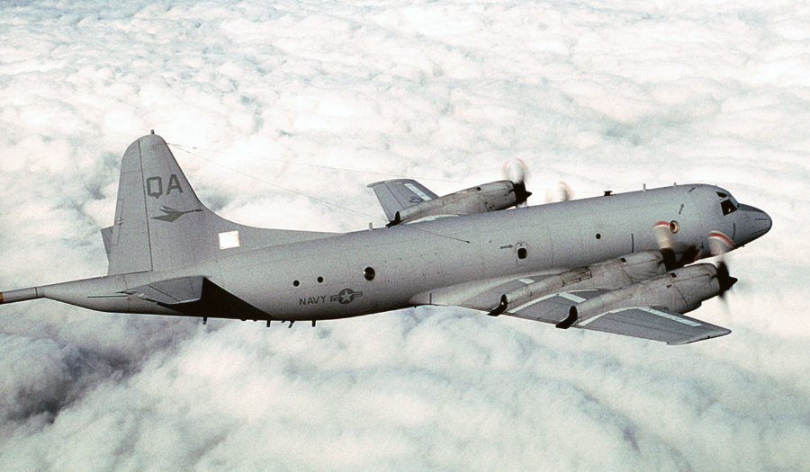 See The US Navy P-3 Orion At Hickory Aviation Museum, May 19