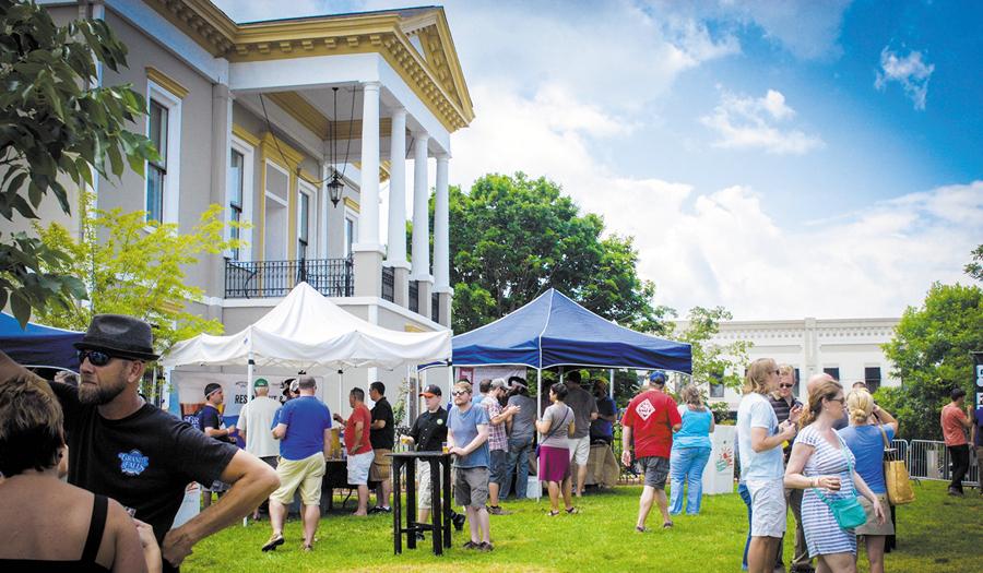 State Of Origin Beer Festival Is Saturday, June 9, In Morganton
