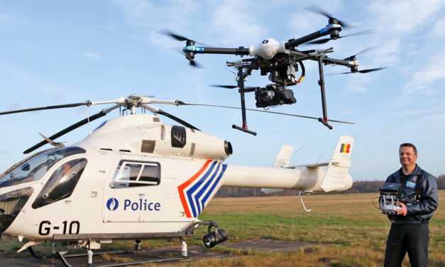 Law Enforcement Agencies Are Turning To Drones To Fight Crime