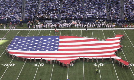 NFL And The National Anthem