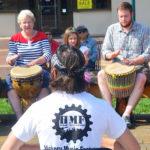 Rick Cline's African Drumming & Steel Drum Workshop, June 18-22