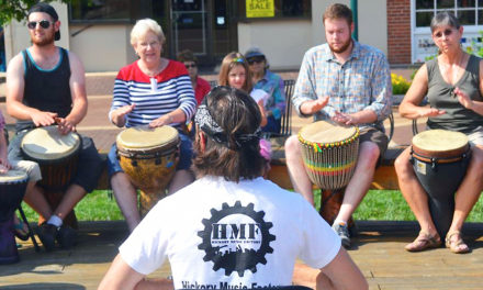 Rick Cline's African Drumming & Steel Drum Workshop, June 18-22