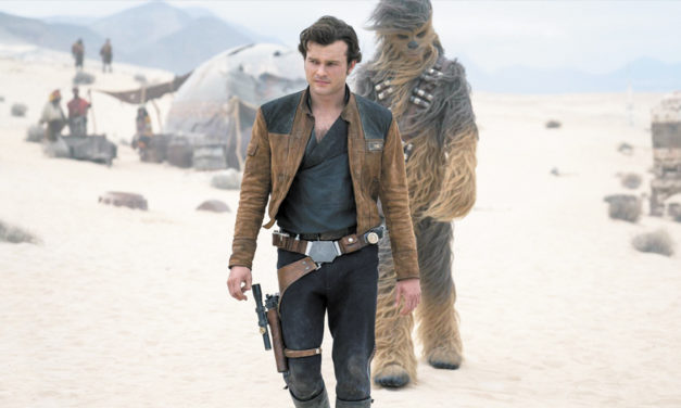Solo: A Star Wars Story (***) PG-13