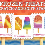 US Postal Service Issuing Scratch-And-Sniff Stamps
