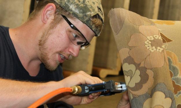 Register For CVCC's Furniture Academy, Runs July 17 – Sept. 11