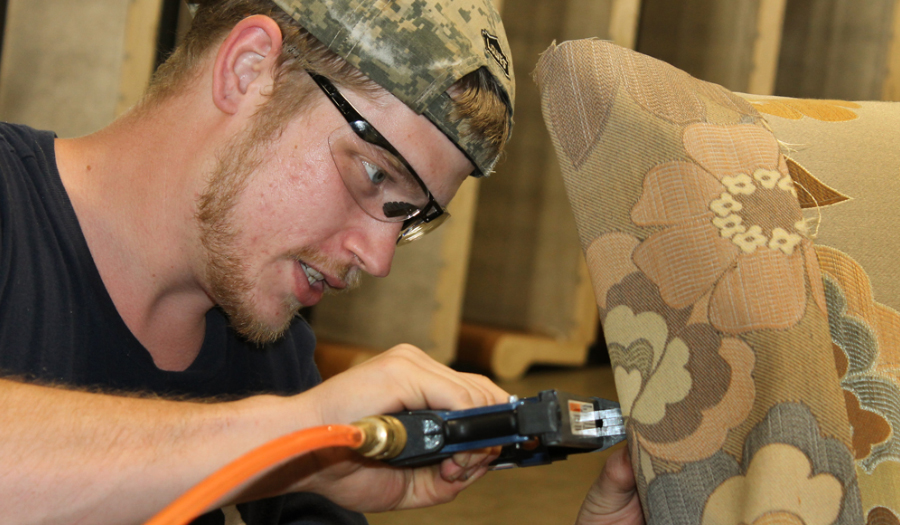 Register For CVCC's Furniture Academy, Runs July 17 – Sept. 11