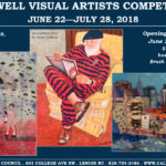 Opening Reception For Caldwell Visual Artists Competition, 6/22