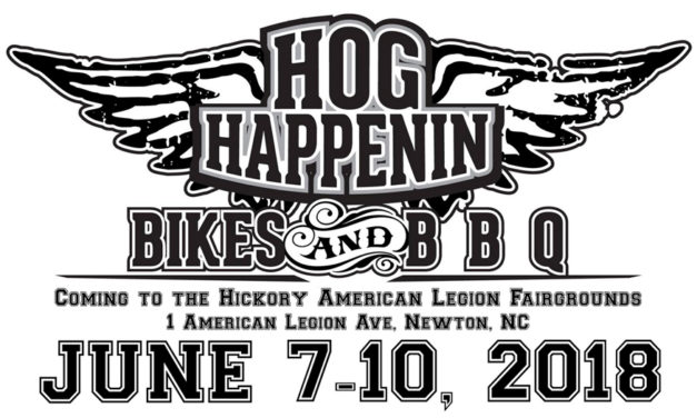 Hog Happenin' Bikes & BBQ This Thursday – Sunday At  The Fairgrounds