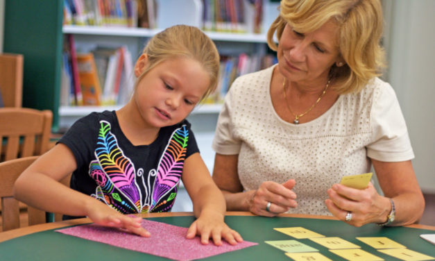 Learn About The Augustine  Literacy Project® At Library, 7/17
