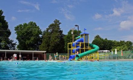 City Of Newton's Swimming Pool Is Now Open For Summer